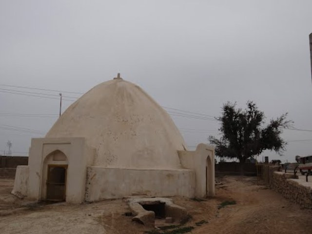 Mosques and shrines on Qeshm Island